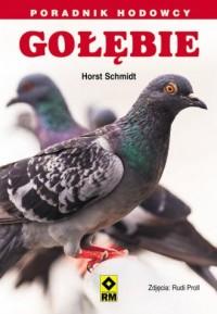 Gołębie. Poradnik hodowcy - okładka książki