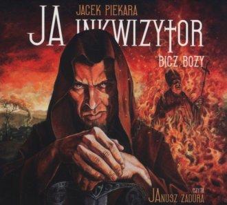 Ja inkwizytor. Bicz Boży (CD mp3) - pudełko audiobooku