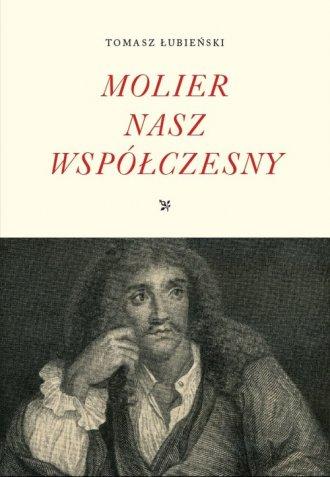 Molier nasz współczesny - okładka książki