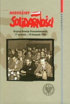 Narodziny Solidarności. Krajowa - okładka książki