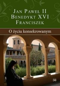 O życiu konsekrowanym - okładka książki