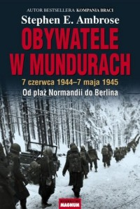 Obywatele w mundurach. 7 czerwca - okładka książki