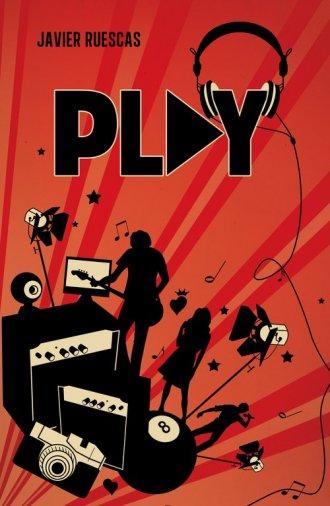 Play - okładka książki