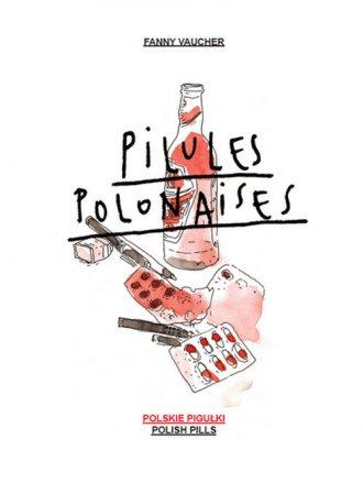 Polskie pigułki - okładka książki