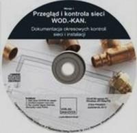 Przegląd i kontrola sieci wodno-kanalizacyjnych. Dokumentacja okresowych kontroli sieci i instalacji - pudełko programu