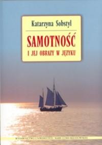 Samotność i jej obrazy w języku - okładka książki