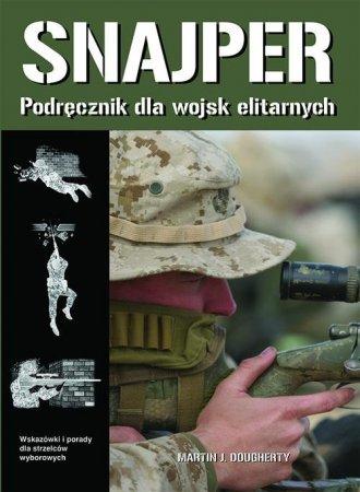 Snajper. Podręcznik dla wojsk elitarnych - okładka książki