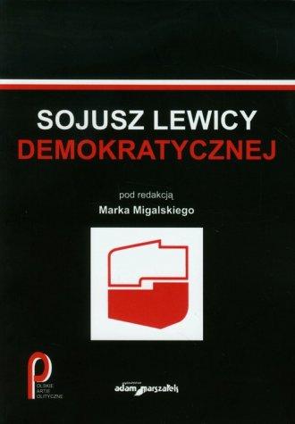 Sojusz Lewicy Demokratycznej - okładka książki