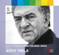 Stary człowiek i morze. Mistrzowie słowa (CD mp3) - pudełko audiobooku