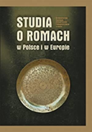 Studia o Romach w Polsce i w Europie - okładka książki