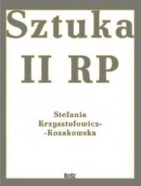 Sztuka II RP - okładka książki