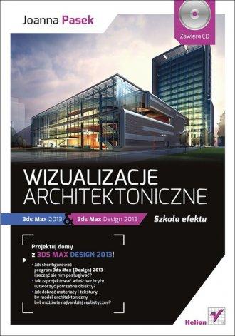 Wizualizacje architektoniczne. - okładka książki