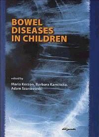 Bowel diseases in children - okładka książki