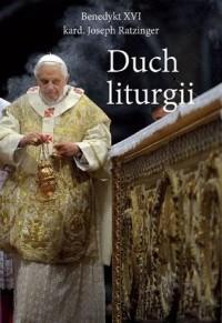 Duch liturgii - okładka książki