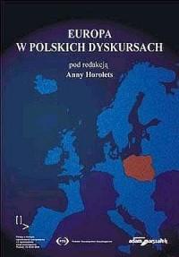 Europa w polskich dyskursach - okładka książki