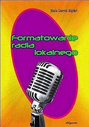 Formatowanie radia lokalnego - okładka książki
