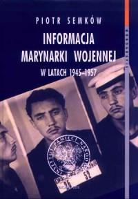 Informacja Marynarki Wojennej w - okładka książki