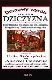 Polska dziczyzna - okładka książki