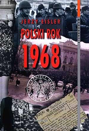 Polski rok 1968. Seria: Monografie - okładka książki