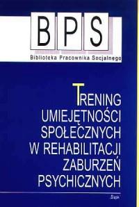 Trening umiejętności społecznych - okładka książki