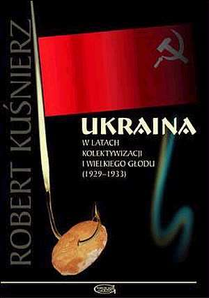 Ukraina w latach kolektywizacji - okładka książki