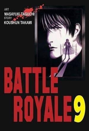 Battle Royale 9 - okładka książki