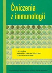 Ćwiczenia z immunologii - okładka książki