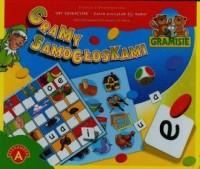 Gramy samogłoskami - Danuta Chwastniewska - zdjęcie zabawki, gry