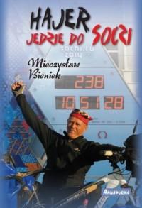 Hajer jedzie do Soczi - okładka książki