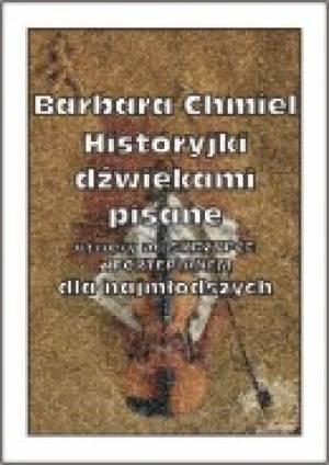 Historyjki dźwiękami pisane - utwory - okładka książki