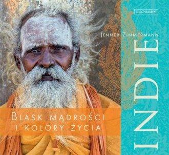 Indie. Blask mądrości i kolory - okładka książki