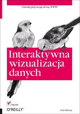 Interaktywna wizualizacja danych - okładka książki