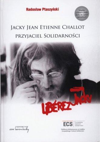 Jacky Jean Etienne Challot. Przyjaciel - okładka książki