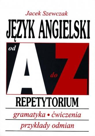 Język angielski od A do Z. Repetytorium. - okładka podręcznika
