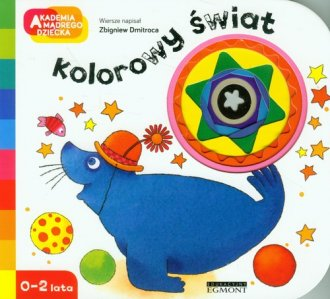 Kolorowy świat. Akademia mądrego - okładka książki