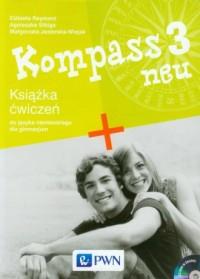 Kompass 3 neu. Język niemiecki. - okładka podręcznika
