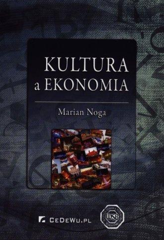 Kultura a ekonomia - okładka książki