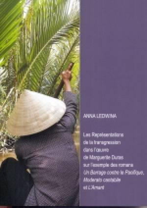 Les Representations de la transgression - okładka książki