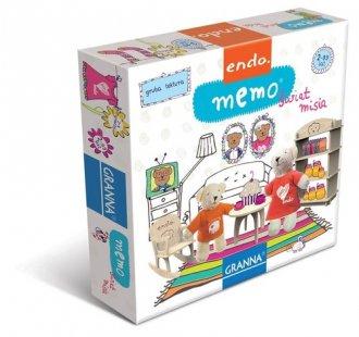 Memo. Endo - zdjęcie zabawki, gry
