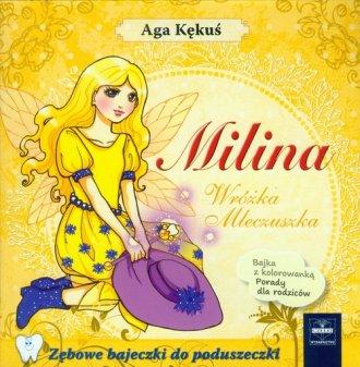 Milina Wróżka Mleczuszka - okładka książki