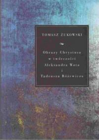 Obrazy Chrystusa w twórczości Aleksandra Wata i Tadeusza Różewicza - okładka książki
