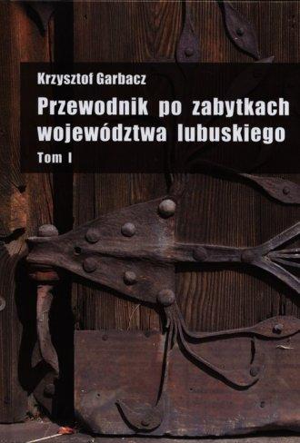 Przewodnik po zabytkach województwa - okładka książki