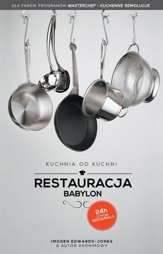Restauracja Babylon - okładka książki