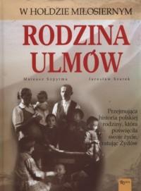 Rodzina Ulmów - okładka książki
