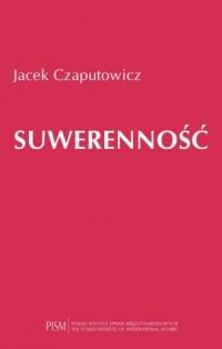 Suwerenność - okładka książki