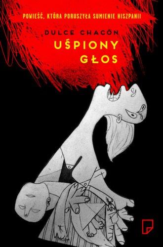 Uśpiony głos - okładka książki