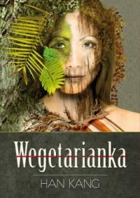 Wegetarianka - okładka książki