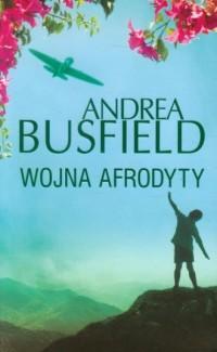 Wojna Afrodyty - okładka książki