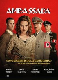 Ambassada (DVD) - Juliusz Machulski - okładka filmu
