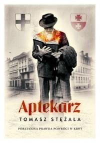 Aptekarz - okładka książki
